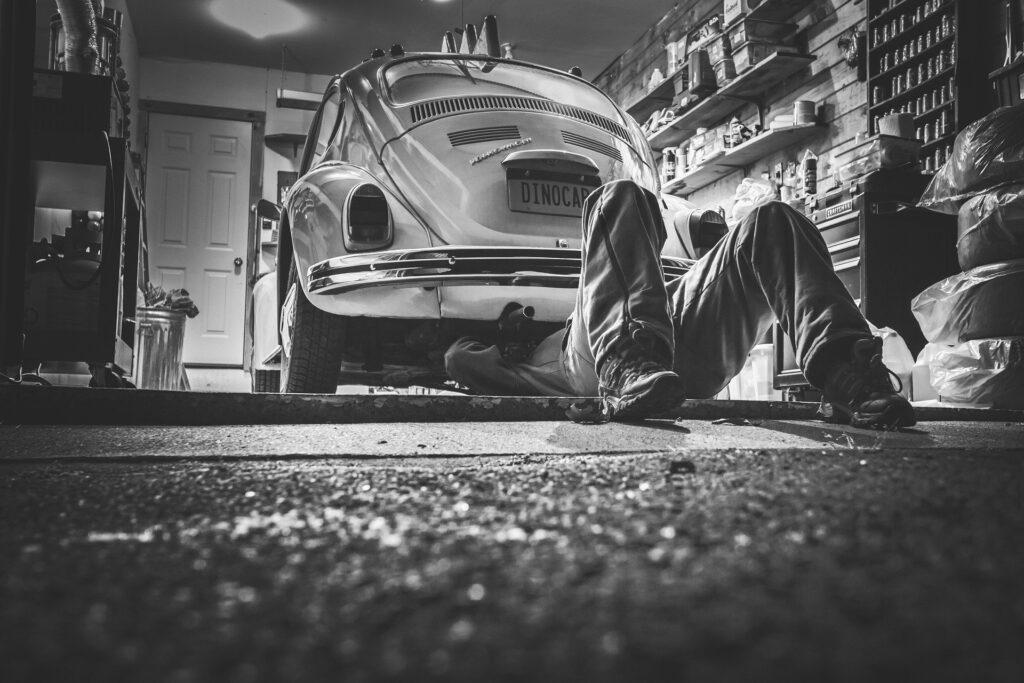 Jaki VAT od naprawy samochodu?